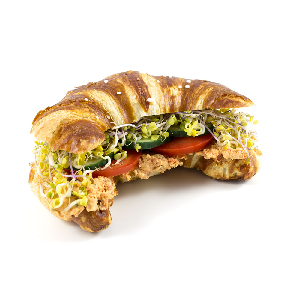 Brezelina Croissant Mediterran